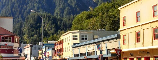 City of Juneau is one of Favorite Great Outdoors.