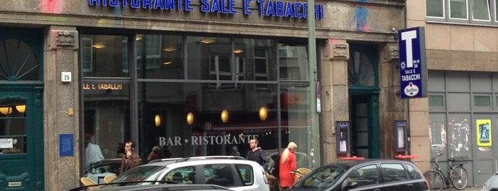 Ristorante Sale e Tabacchi is one of Berlin.