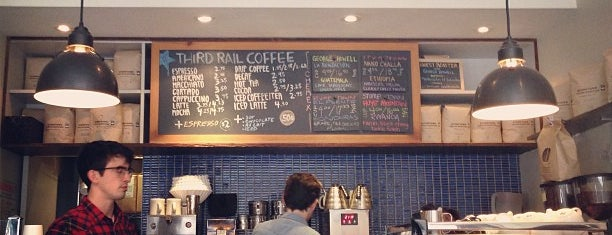 Third Rail Coffee is one of /r/coffee.