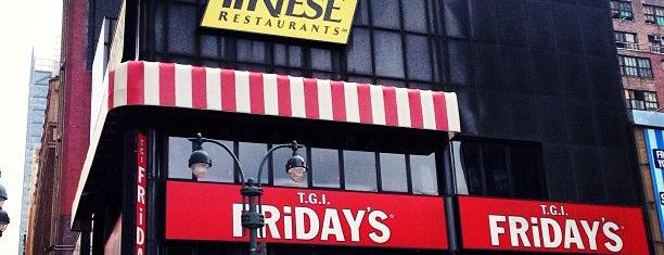 TGI Fridays is one of Long Beach.