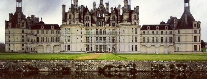 Château de Chambord is one of Loisirs.