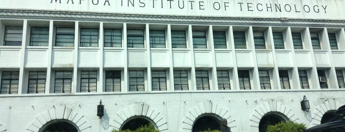 Mapúa Institute of Technology is one of Best School and Universities.