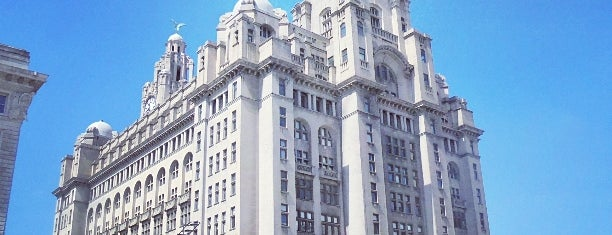 Royal Liver Building is one of Liverpool.