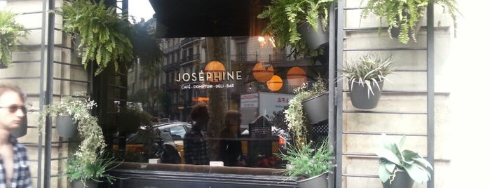 Joséphine is one of Cafes.