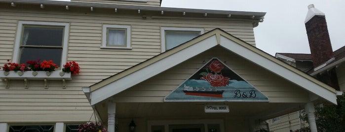 Rose River Inn is one of Oregon Beer Loop.