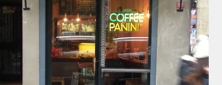 Milkbar Coffee & Panini is one of Best Food, Beverage & Dessert in İstanbul.