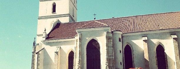Konkatedrála svätého Mikuláša is one of Prešov - The Best Venues #4sqCities.
