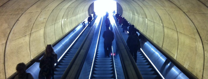Woodley Park-Zoo/Adams Morgan Metro Station is one of traveling.