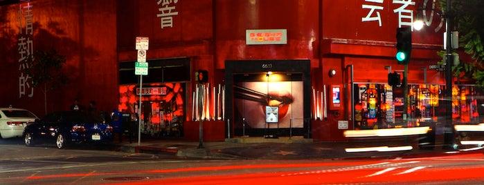 Geisha House is one of ท่องเที่ยว Los Angeles, CA.