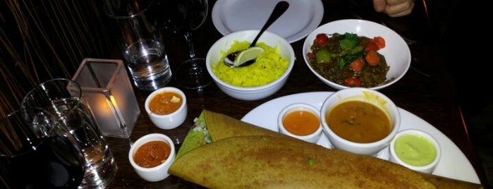 Dosa is one of 2012 Restaurants.