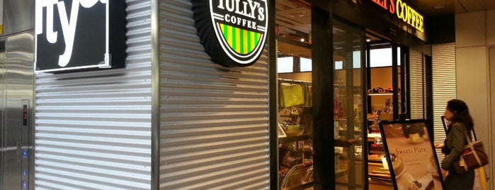 Tully's Coffee ウィズ イトーヤ 京急横浜駅店 is one of Tokyo cafe.