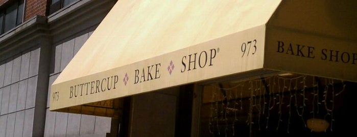 Buttercup Bake Shop is one of NY Eats: Favs.