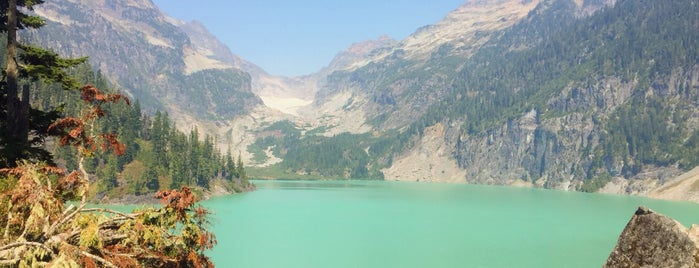 Blanca Lake is one of Charles's Tips.