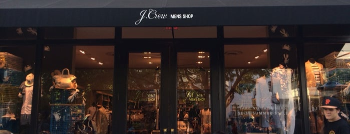 J.Crew Men's Shop is one of Guide to Los Angeles's best spots.