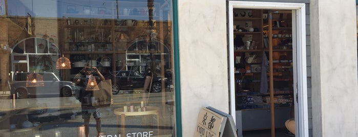 Tortoise General Store is one of Guide to Los Angeles's best spots.