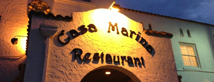 Casa Marina is one of x.