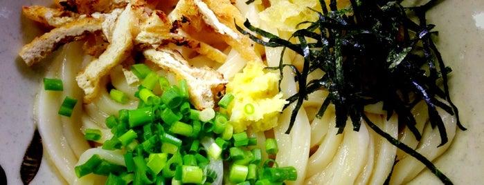 大島うどん is one of めざせ全店制覇~さぬきうどん生活~ Category:Ramen or Noodle House.