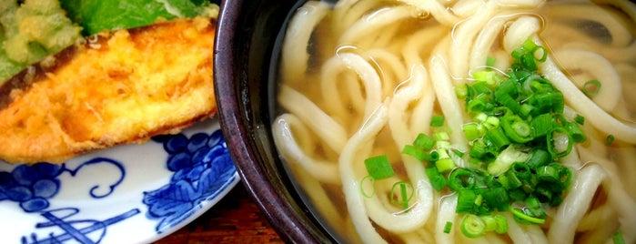 多田製麺所 is one of めざせ全店制覇~さぬきうどん生活~ Category:Ramen or Noodle House.