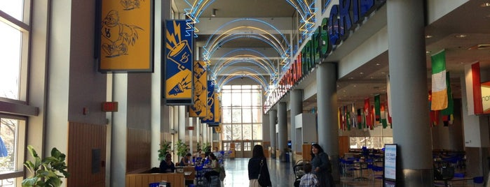 Trabant University Center is one of University of Delaware.