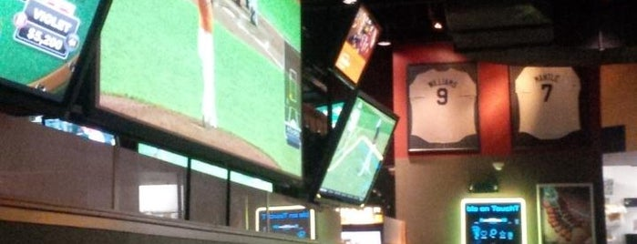 Buffalo Wild Wings is one of burrs.