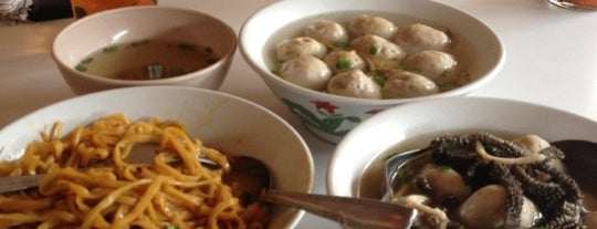 Baso Panghegar is one of Food Spots @Bandung.