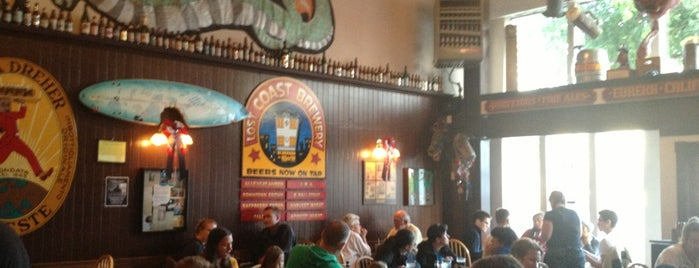 Lost Coast Brewery is one of Things You Have To Do.