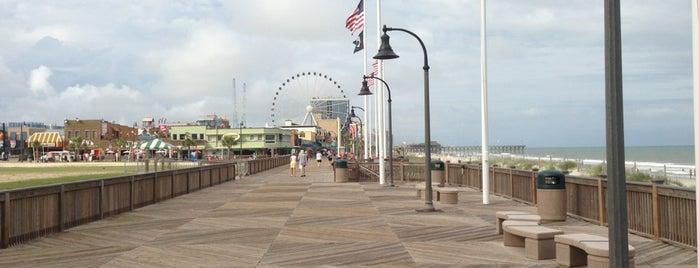 Myrtle Beach Boardwalk is one of Guide to Myrtle Beach's best spots.