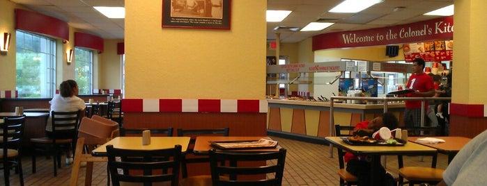 KFC is one of Food.