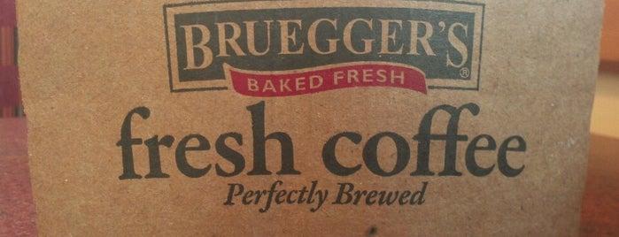 Bruegger's Bagel Bakery is one of Fav Spots.