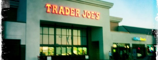 Trader Joe's is one of Favorites.