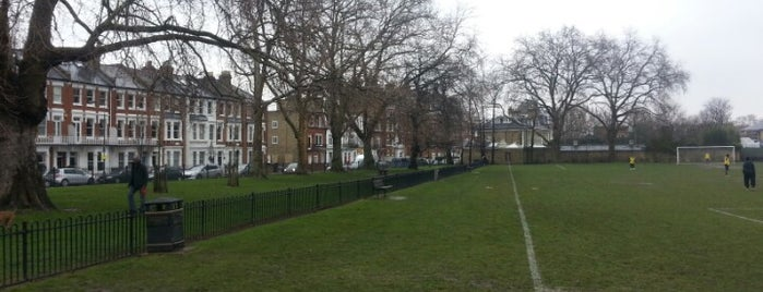 Parsons Green is one of Must-visit Great Outdoors in London.