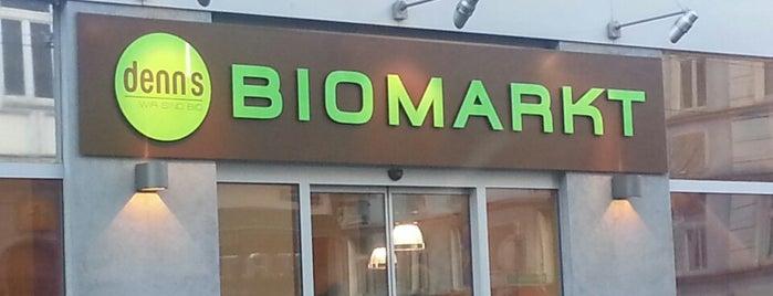 denn's Biomarkt is one of vegan (friendly) vienna.