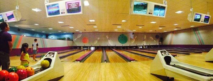 Westgate Tenpin is one of Fun Group Activites around New Zealand.