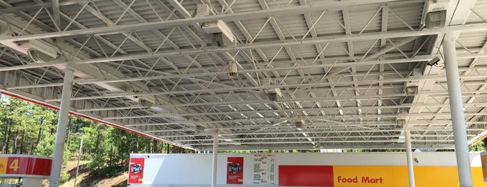 Shell is one of Ferias USA 2012.