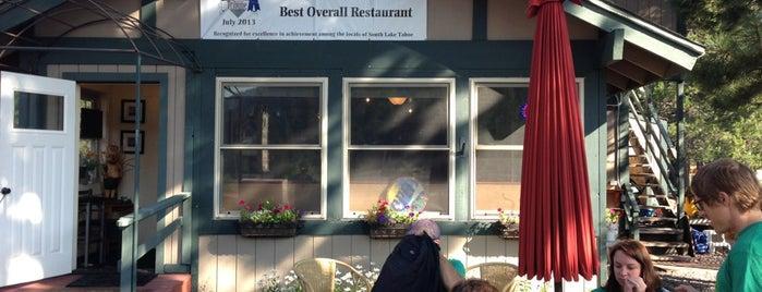 The Getaway Cafe is one of Best Breakfast South Lake Tahoe.