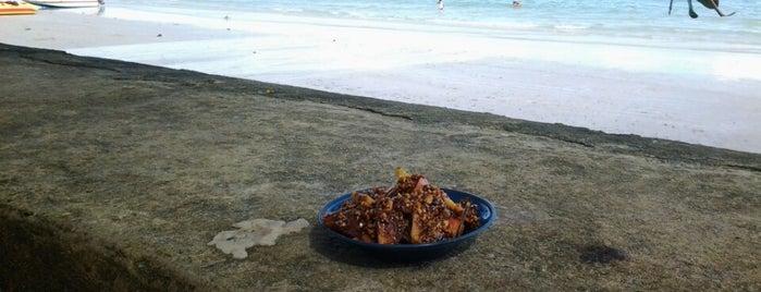 Pantai Natsepa is one of Napak Tilas Perjalanan N9.