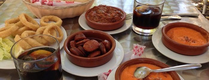 La Cávea is one of Donde comer y dormir en cordoba.