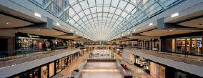 The Galleria is one of Houston to-do.