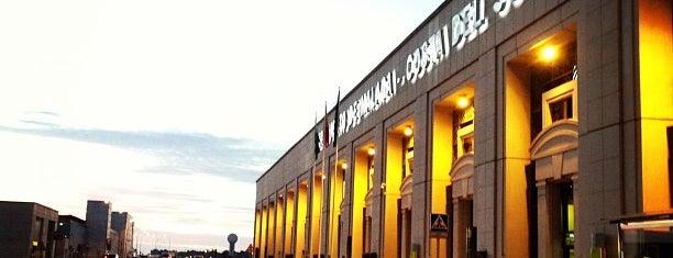 Aeropuerto de Málaga - Costa del Sol (AGP) is one of PIBWTD.