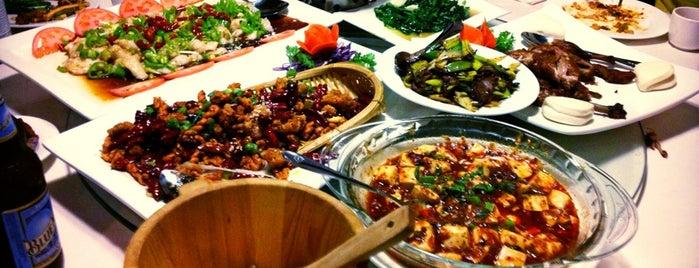 La Vie En Szechuan is one of manhattan restaurants.