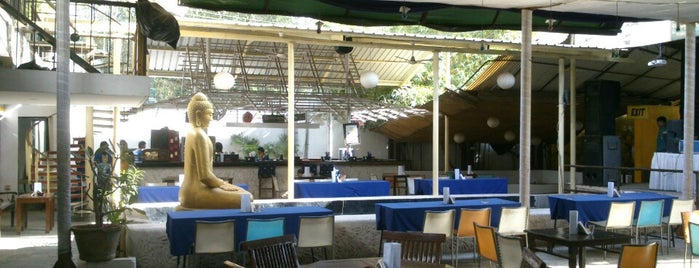 Opus in the Creek is one of TODO - Bangalore.