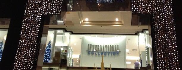 Takashimaya S.C. is one of Shopping Malls.