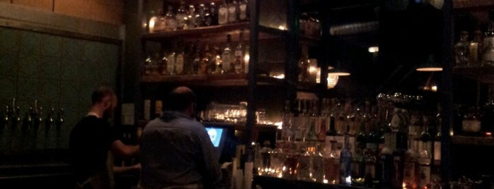 Bar Amá is one of Chris' LA To-Dine List.