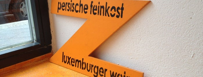 zig-zag is one of Berlin Tasty Food.