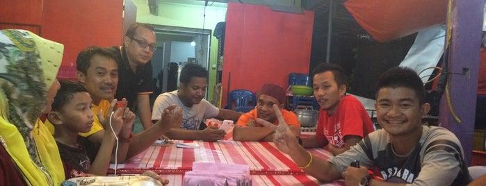 Warung four's is one of @Hulu Terengganu.