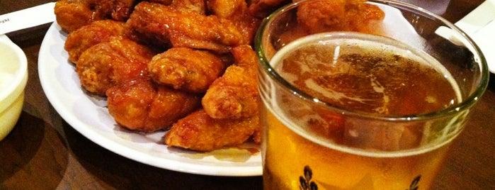 BonChon Chicken is one of 40 Days Left in Boston.