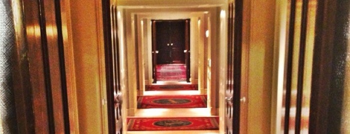 The Lanesborough, a St. Regis Hotel is one of M!.