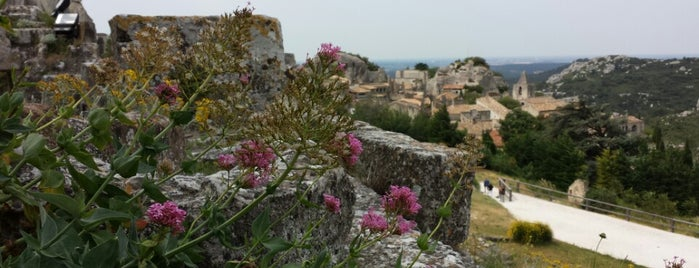 Les Baux-de-Provence is one of 1,000 Places to See Before You Die - Part 2.