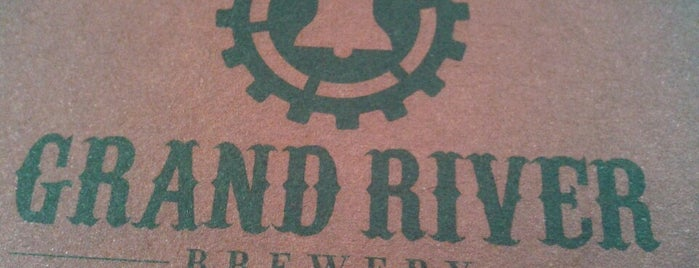 Grand River Marketplace is one of Michigan Breweries.