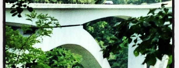 Natchez Trace Parkway Bridge is one of Nash Life.